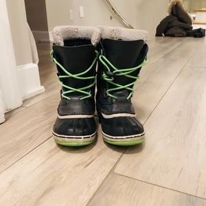 Sorel Winter boots - Boys Youth size 5